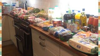 Aldi Food Shopping Haul 29/9/17