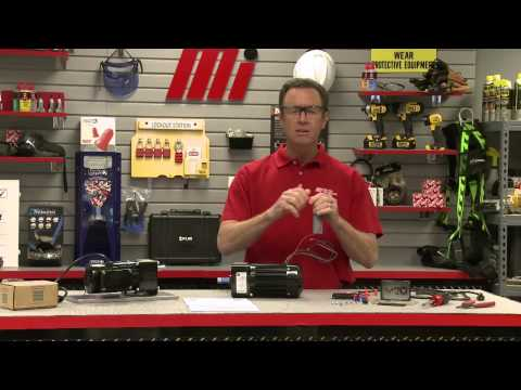Tom's Toolbox - Bodine - How To Wire A PSC Gearmotor