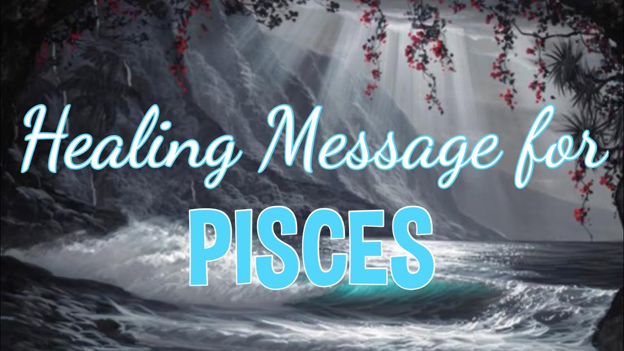 """PISCES HEALING MESSAGE """"How Teachable Are You?"""" 
