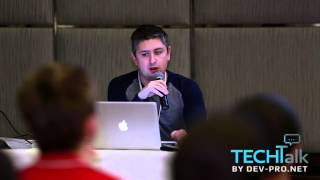 TechTalk #7, .NET (16-Jan-2014) - N. Lototskiy - Development of Rest services(, 2015-01-22T13:42:39.000Z)