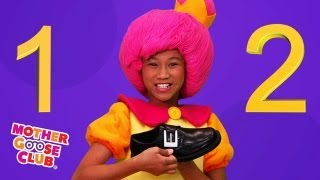 One Two Buckle My Shoe (HD) | Mother Goose Club Rhymes for Children