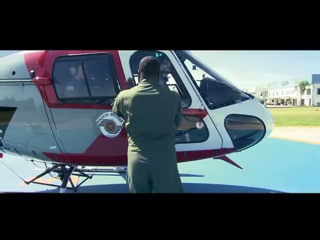Patrícia Abravanel é 'socorrida' pela Polícia Militar e imagens são exibidas ao público pelo SBT