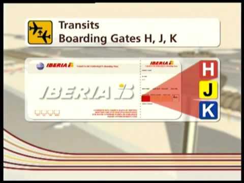 Guía de la T4 de Madrid-Barajas
