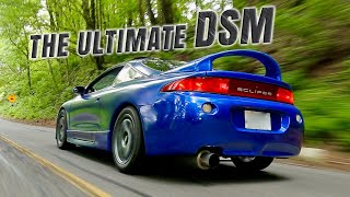 The Eclipse GSX is The Last Affordable Turbo 90s Icon!
