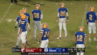 Football | Ava vs Willow Springs | 10-23-20 Full Game