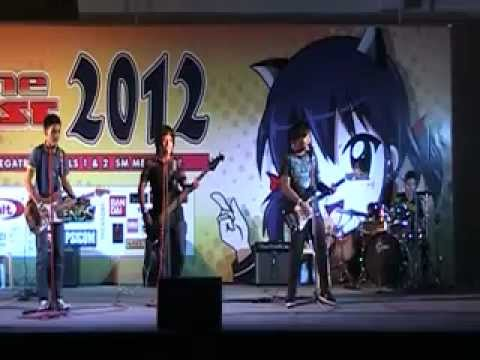Silent City - GO!! Fighting Dreamers & 8 AM @ OZINE FEST 2012