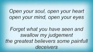 Crematory - Open Your Eyes Lyrics