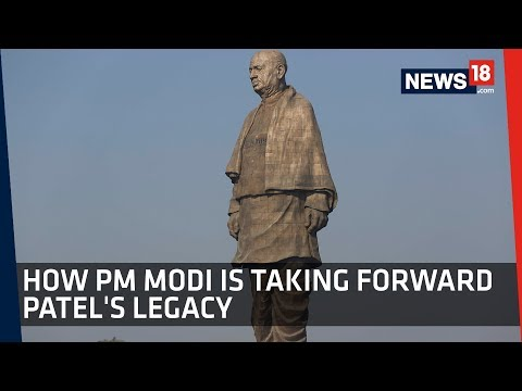 From World's Tallest Statue to Train to Unity Run: How PM Modi Is Taking Forward Patel's Legacy
