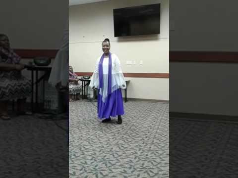 God will Provide Praise Dance Anne Hill
