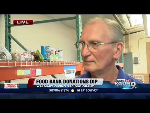 Food bank sees drop in donations, how to help