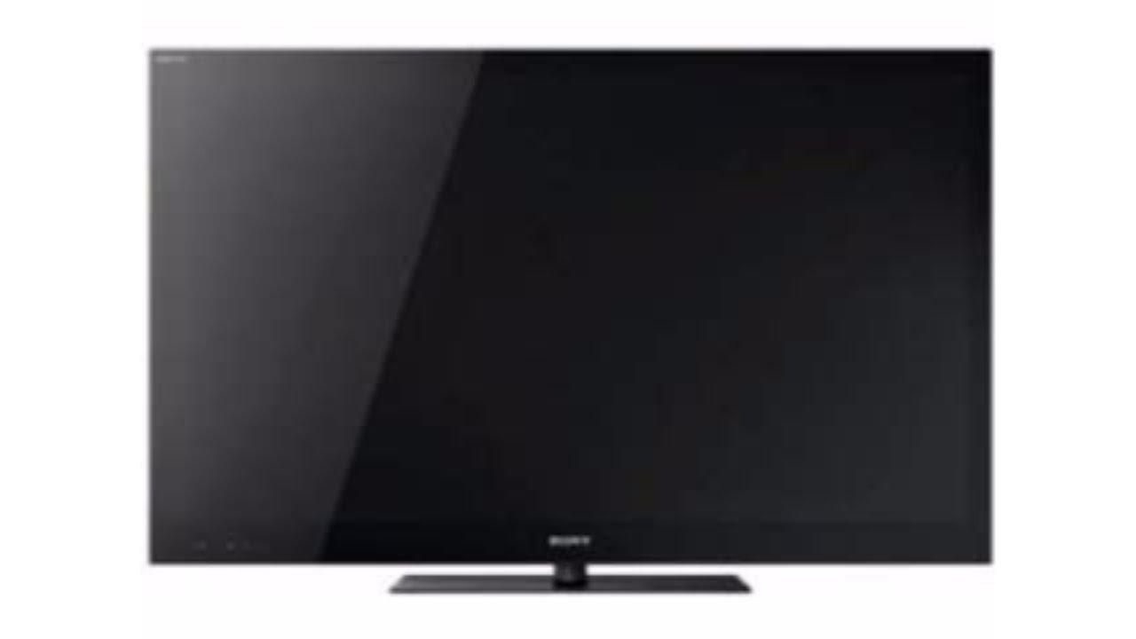 Sony KDL-46EX720 BRAVIA HDTV Drivers for Windows XP