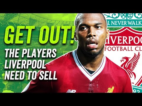 Liverpool transfers: Sturridge, Ings and more! The players that NEED TO GO!
