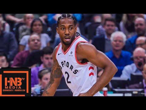 Toronto Raptors vs Philadelphia Sixers Full Game Highlights   10.30.2018, NBA Season