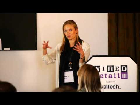 Karoline Gross, Smartzer | WIRED Retail | WIRED