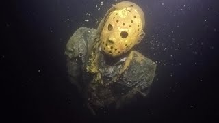 10 Strangest Things Found By Deep Sea Divers!