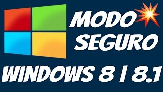 Como Iniciar a Modo Seguro en Windows 8 y 8.1 | Solución Rápida