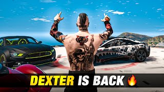 STRUGGLING FOR NOC FOR EDM JOB | DEXTER MORGAN IN CITY | GTA V RP LIVE WITH DYNAMO GAMING