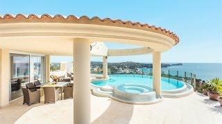 Magnificent Luxury Dream Villa in Costa de la Calma, Santa Ponsa, Mallorca, Spain