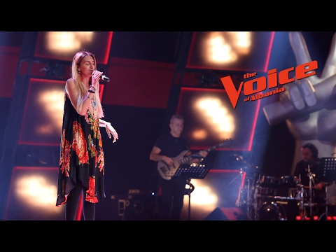 Xhensila Berisha – Stand up – Audicionet e fshehura – The Voice of Albania 6