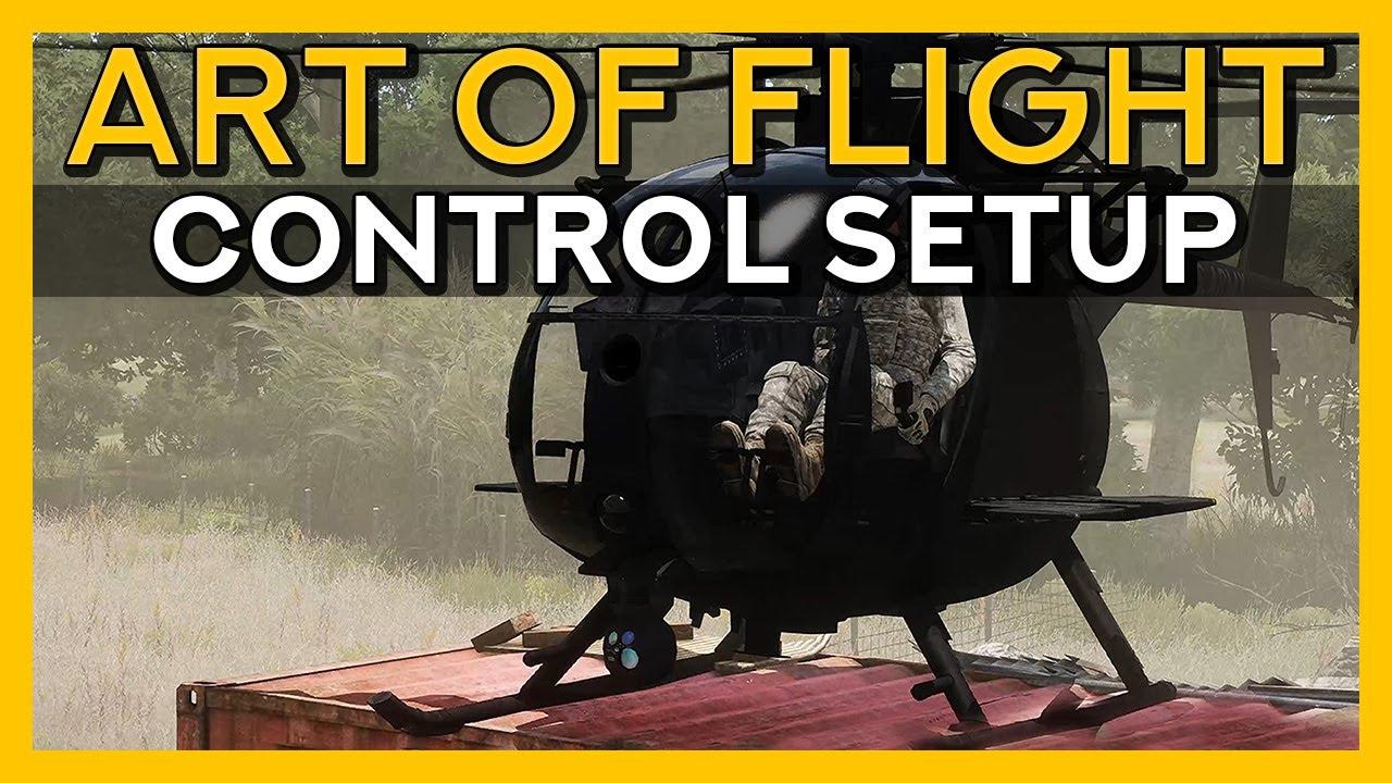 Controls - Art of Flight, Episode 16 - Arma 3