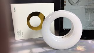 Qiaya Selfie ring light LED circle light for cell phones review