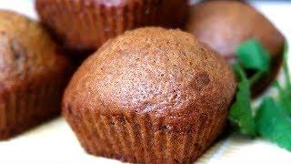 Медовые кексы с шоколадом
