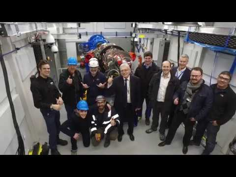 GE Aviation-ČVUT cooperation on turboprop engine research