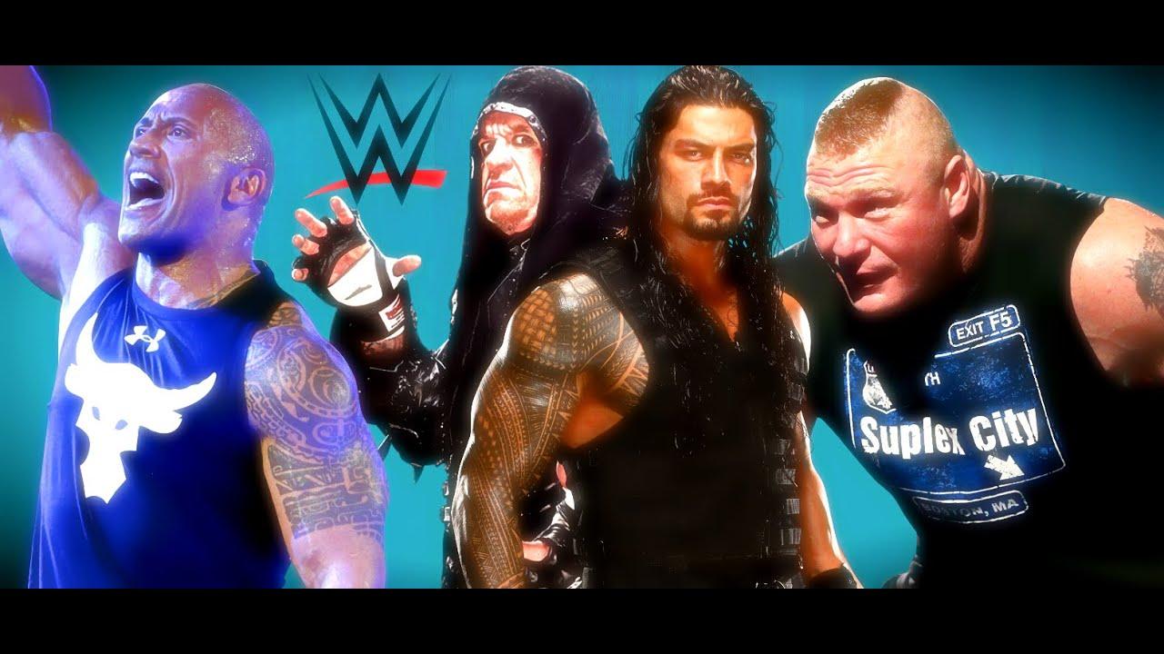 SHOCKING WWE Backstage News On Brock Lesnar The Rock The ...