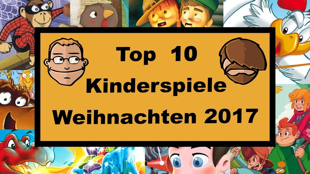 Top Kinderspiele