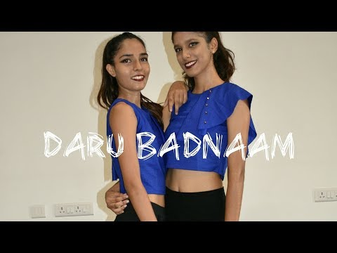 Dance Cover On Daru Badnaam Song | Kamal Kahlon And Param Singh |