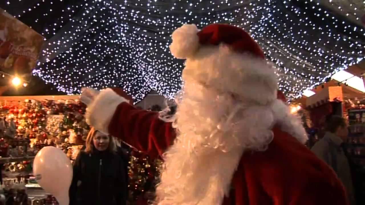 2010 Santa Arriving At Chessington Garden Centre Youtube