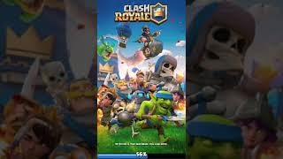 Clash royal and clash of clans