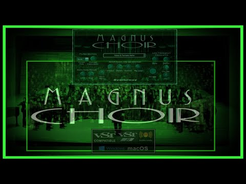 Choir VST Plugin: Magnus Choir: Guardians Of Limbo (Spectral Voices, Ethereal Sounds, Odd vocals)