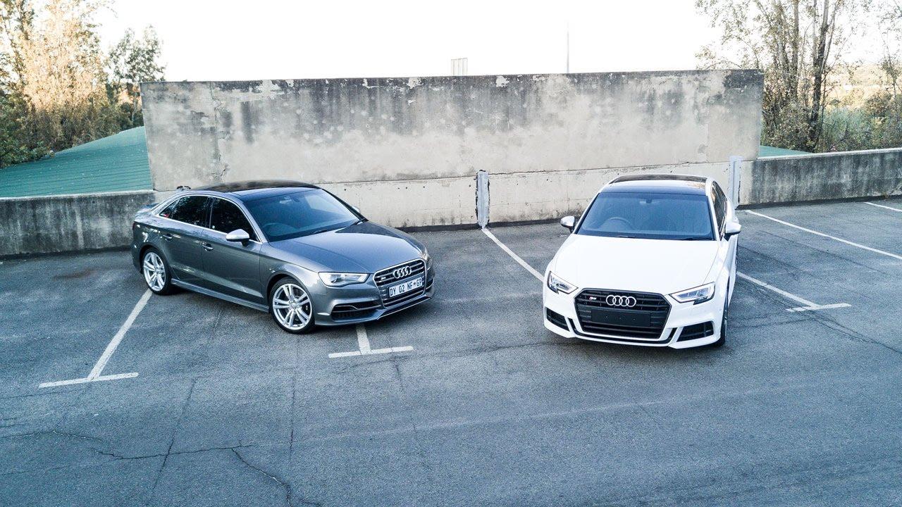 PRE FACELIFT VS FACELIFT | Audi S3 Sedan - YouTube