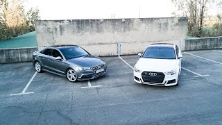 PRE FACELIFT VS FACELIFT | Audi S3 Sedan