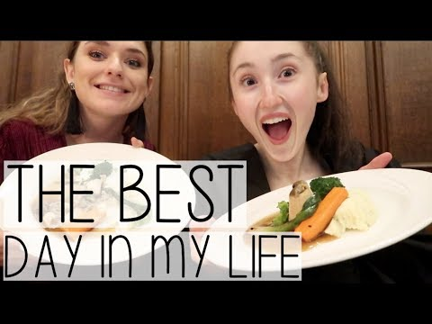 THE BEST DAY IN MY LIFE AT CAMBRIDGE UNIVERSITY | SUPERVISIONS, ESSAYS + VEGAN FORMALS?