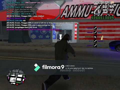 Killing Monatge SAMP By Moncef