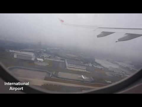 Air China CA834 Airbus A330-200 Take Off From Charles de Gaulle Airport - France