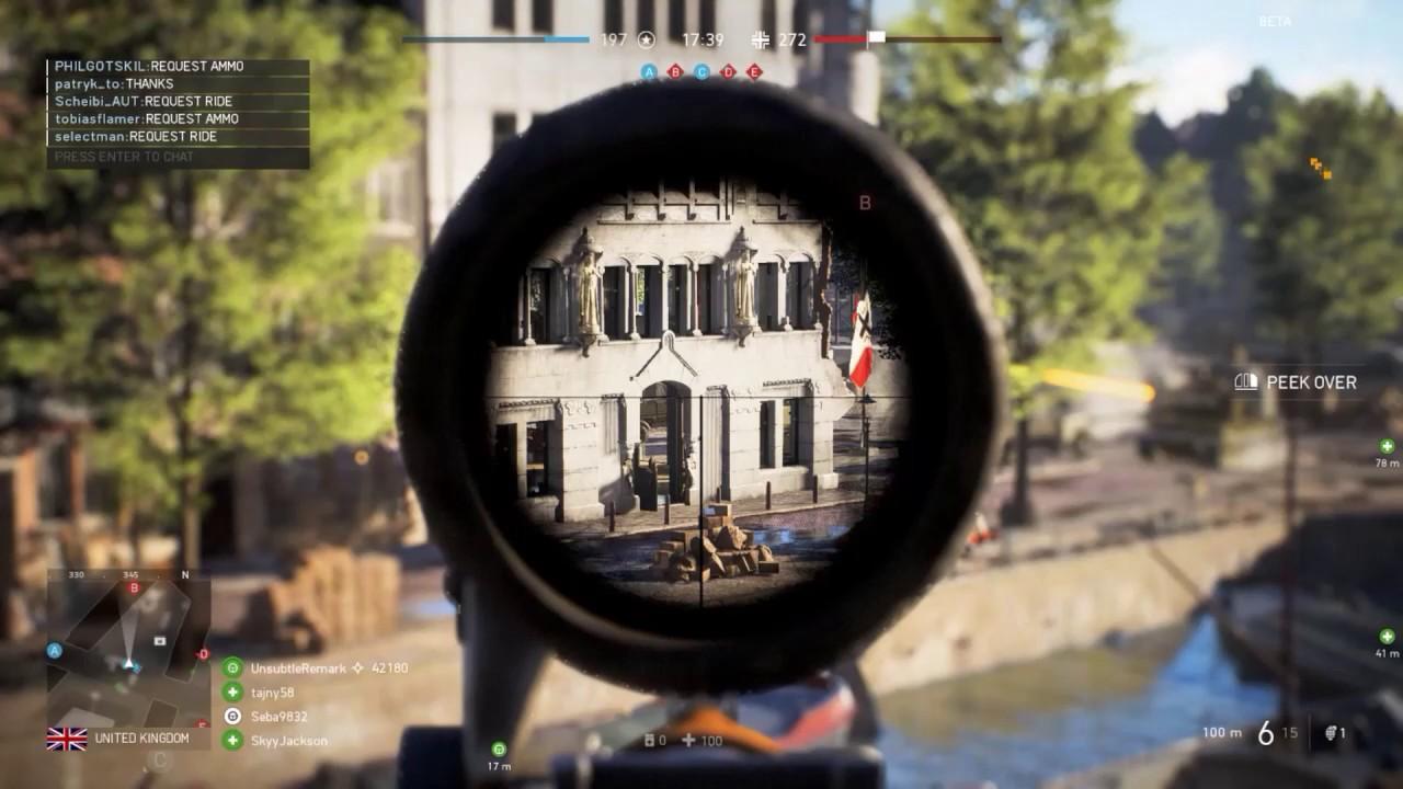 Battlefield 5 Directed by Robert B. Weide meme - YouTube
