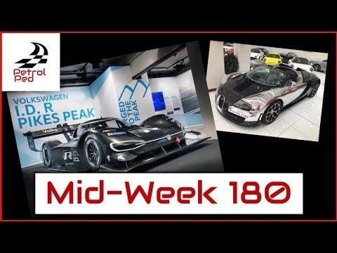 MID-WEEK 180 - VW take on Pikes Peak | Dubai Supercars !!