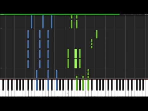 Sail - AWOLNATION [Piano Tutorial] (Synthesia)