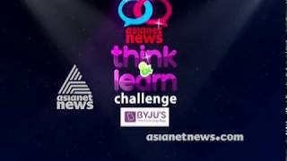 Asianet News Think and learn Challenge COMING SOON