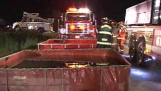 2-11 Alarm House Fire-manhattan,il(will County)