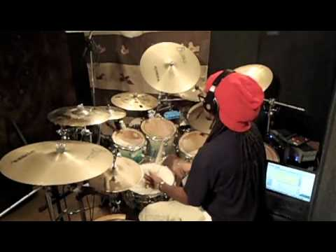 "Drum Cover : ""Glory"" By Ryan Leslie (HQ)"