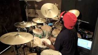 """Drum Cover : """"Glory"""" By Ryan Leslie (HQ)"""