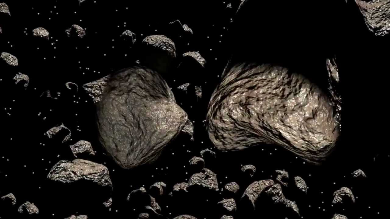 asteroid belt pictures - 1280×720