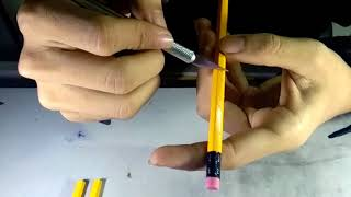 Pencil carving tutorial :D [I'm not an expert] 2