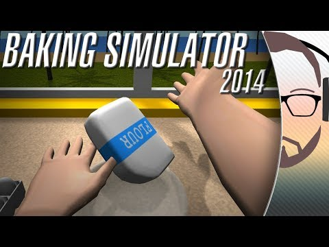 Baking Simulator 2014 - QWOP meets the kitchen!