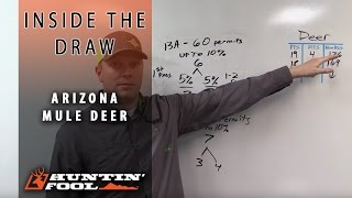 Arizona Draw Explained: Part 2, Mule Deer