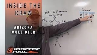 Arizona Draw Explained: Part 2, Mule Deer